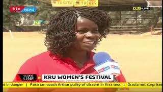 Scoreline: KRU women\'s festival