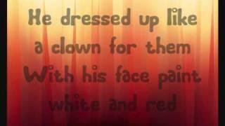 Sufjan Stevens- John Wayne Gracy Jr. (With lyrics)
