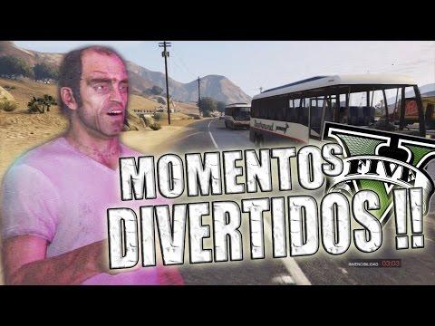 LAS MEJORES PELEAS DE GTA 5 - Gta 5 Funny Moments