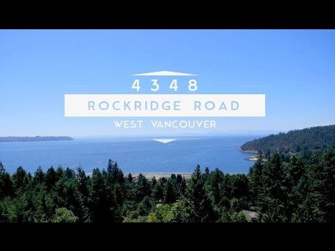 4348 Rockridge Rd, West Vancouver | Jason Soprovich - 360hometours ca
