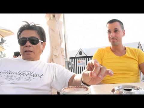 Dr. Kam Yuen spricht über Marc Kettenbach's Knie (German ...