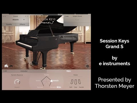 Session Keys Grand S by e instruments