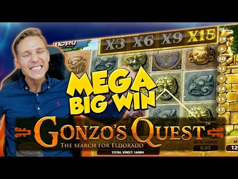 BIG WIN on Gonzo's Quest Megaways from YouTube · Duration:  3 minutes 38 seconds