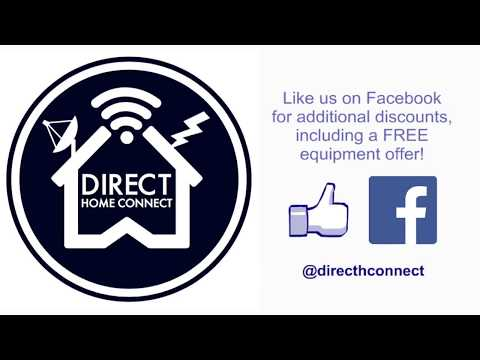 Direct Home Connect: Home Service Relocation
