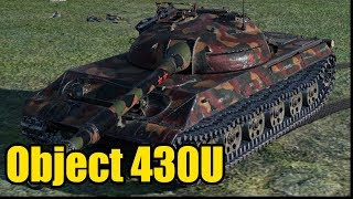 Object 430U World of Tanks Gameplay