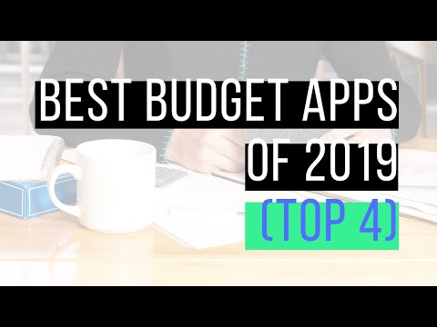 Best Budgeting Apps 2019 (Top 4)