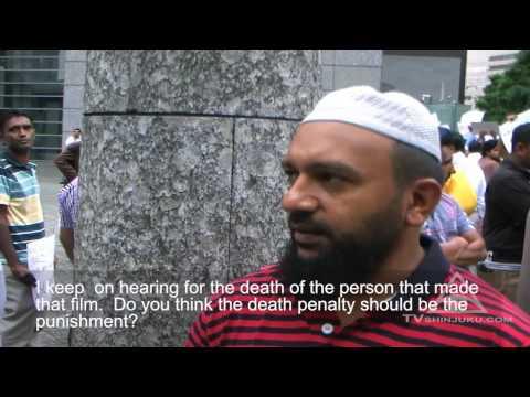 MUSLIM PROBLEM IN JAPAN