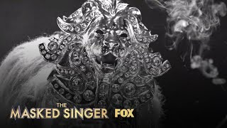 The Clues: Lion | Season 1 Ep. 7 | THE MASKED SINGER