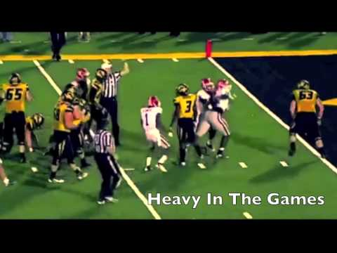 Georgia Bulldogs OLB #29 Jarvis Jones 2012 Season Highlights