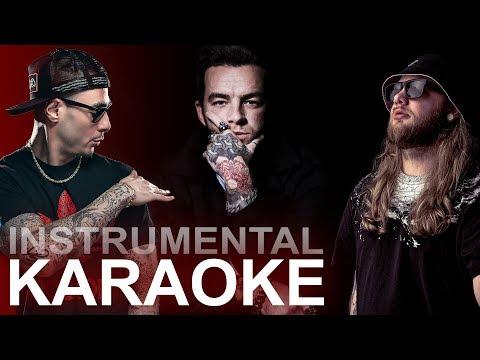 Fabri Fibra ft. Nitro e Salmo: DEXTER (Karaoke - Instrumental)