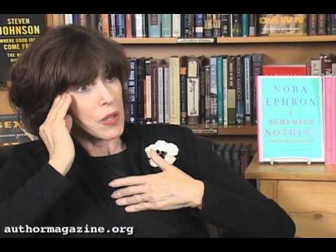 Nora Ephron Interview