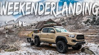 WEEKENDERLANDER EP 2 - Mosquito Pass Tacoma Overland