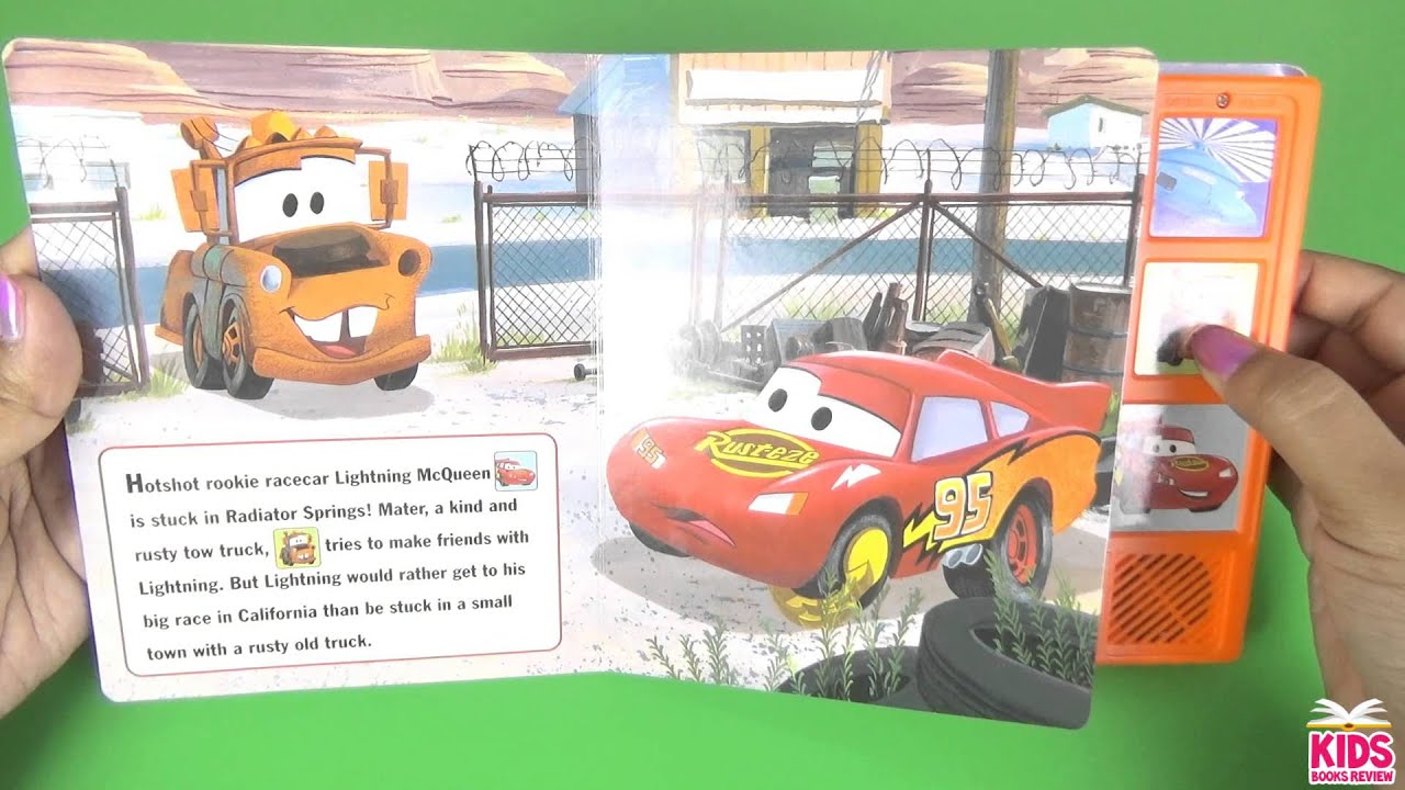 kids books review cars best friends book review youtube