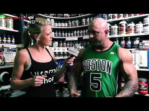 IRISHMUSCLE TOUR: INTERVIEW WITH NEIL BROWNE