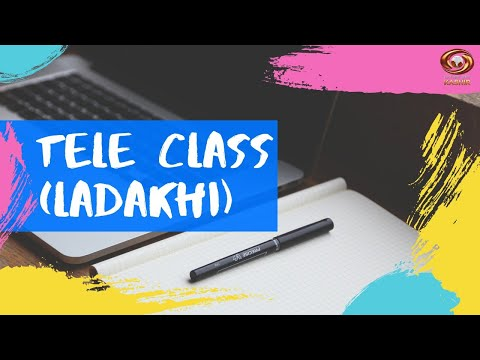 Tele Class (Ladakhi) : Microeconomics an Introduction, Economic- Class-12th | 02/07/2020