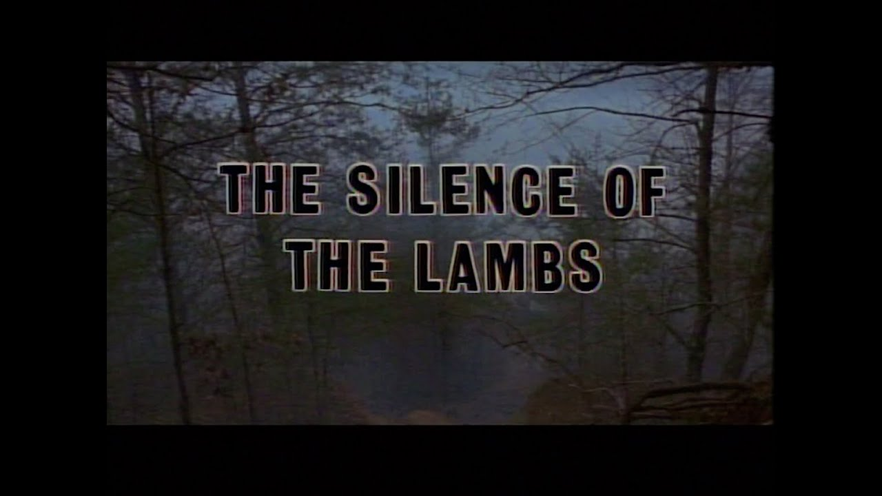 Opening to The Silence of the Lambs 1994 Criterion ...