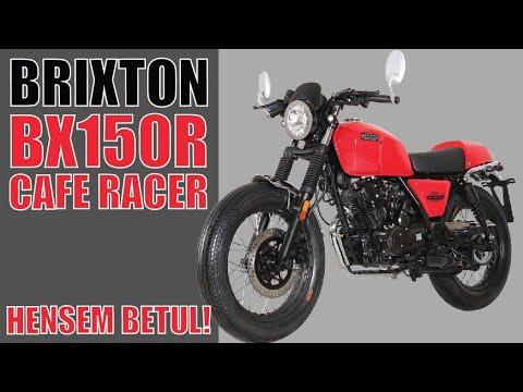 REVIEW | BRIXTON BX150R | Cafe Racer Mampu Milik |