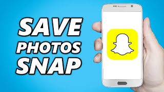 How To Save Snapchat Photos To Your Gallery (2021)