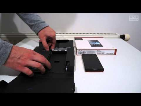 Sony Xperia Ion Unboxing