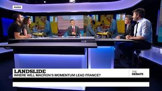 Landslide  Where will Macron's momentum lead France? (part 2)