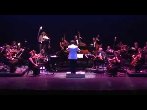 Triunfal by Astor Piazzolla - Pan Am Symphony