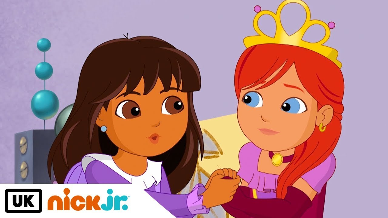 Download Dora and Friends | The Princess and the Kate | Nick Jr. UK