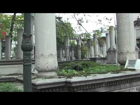 Istanbul Tomba del sultano Mahmud II