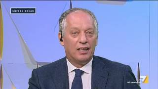 Peter Gomez su alleanza M5S - ALDE: 'Agli italiani non frega niente'