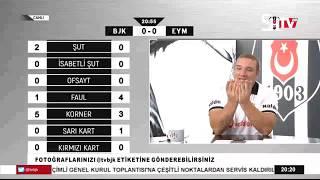 Beşiktaş Yeni Malatyaspor 2-1 CANLI Anlatım | BJK TV