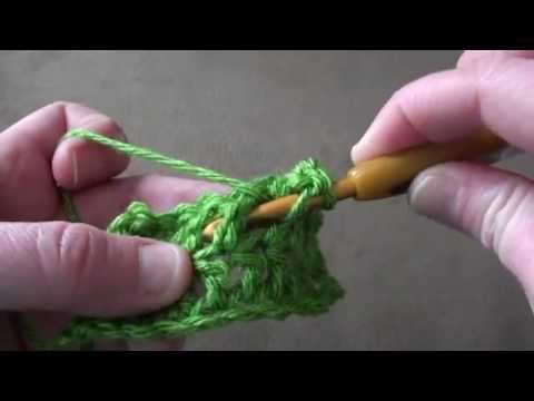 Crochet Stitches Abbreviations Fpdc : Front Post Double Crochet Stitch (FPdc) by Crochet Hooks You - YouTube