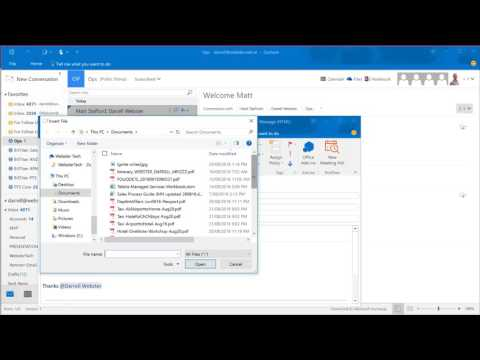 Office 365 Groups Conversations In Outlook, Yammer And Microsoft Teams