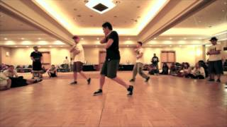 Brian Puspos @BrianPuspos Choreography | Can U Handle It? by Usher / ABDC 7 announcement