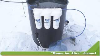 видео Где купить фильтр для воды от железа