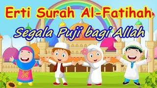 Lagu Nasyid Kanak-Kanak | Erti Al-Fatihah - Segala Puji bagi Allah (Cover)