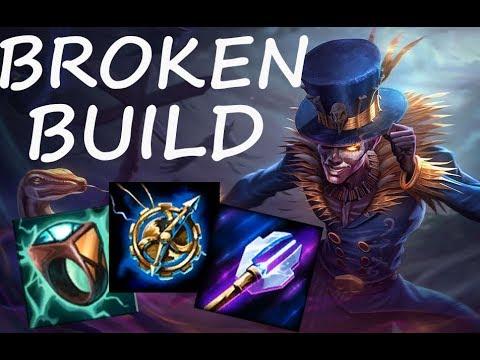 Baron Samedi Build