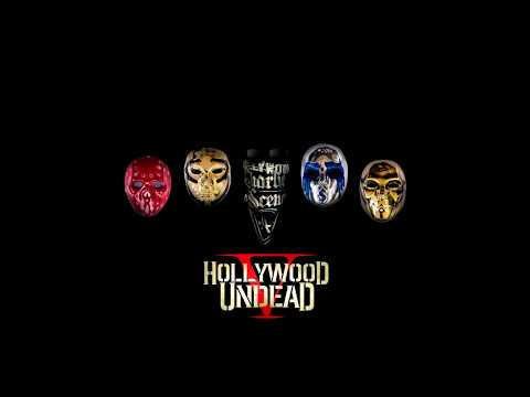 Hollywood Undead - Black Cadillac (Ft. B-Real) [Lyrics Video]