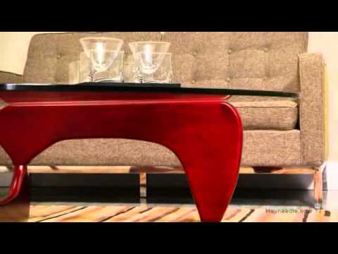 Fine Mod Imports Tribeca Coffee Table - Product Review Video