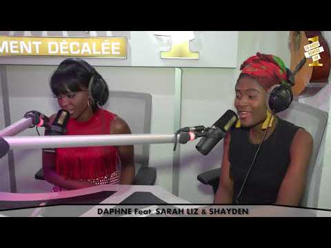 NOSTALGIE FUN - Daphné Feat  Sarah Liz & Shayden Jusqu'à La Gare