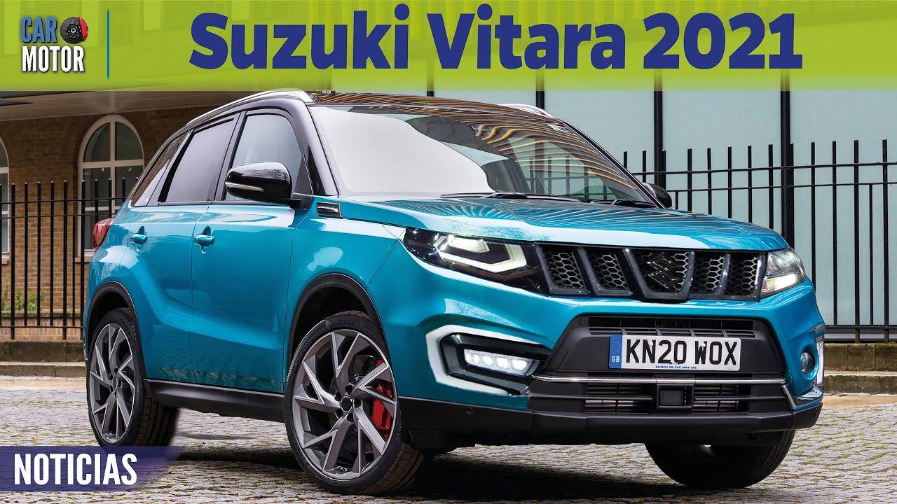 2021 Suzuki Grand Vitara Ratings