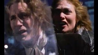 Motorcycle chase -The Doctor Vs The Master | Doctor Who The Movie | BBC