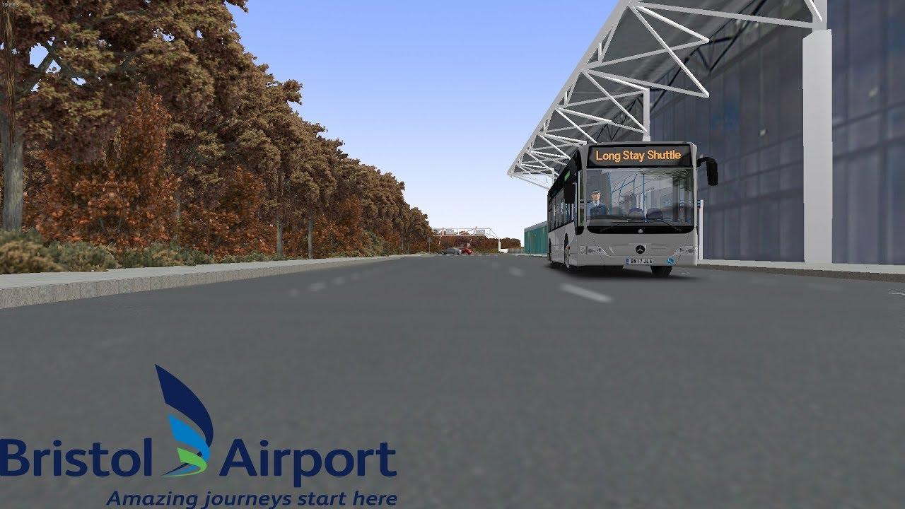 Omsi 2: Bristol Airport Beta - Eamons85