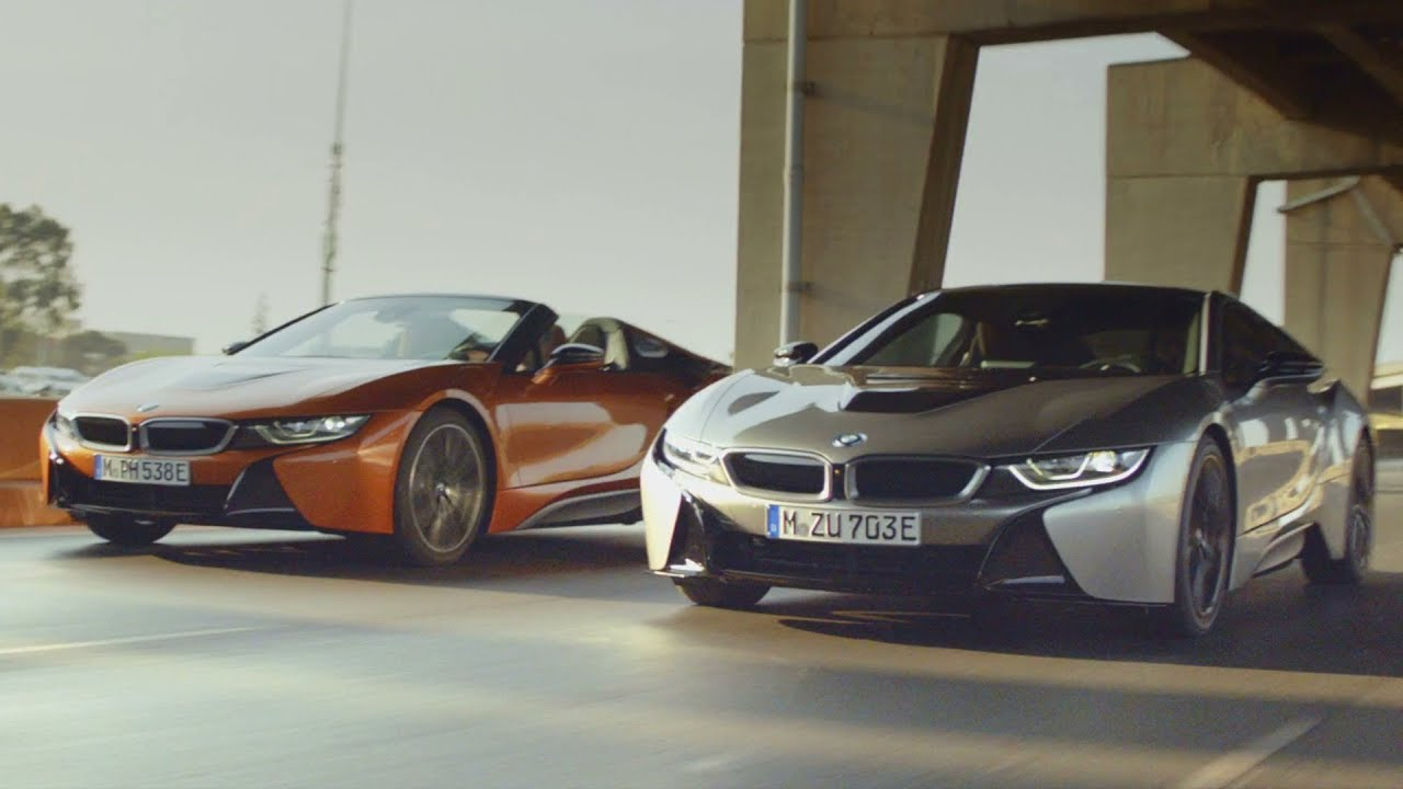 The First Ever Bmw I8 Roadster Official Launchfilm Youtube