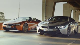 The first ever BMW i8 Roadster. Official Launchfilm.
