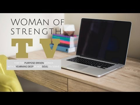 WOS TV Episode #8 Brand Consultant - Carrie Montgomery