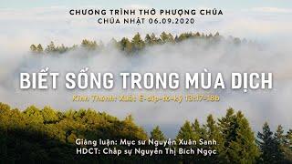 HTTL HÒA MỸ - Chương trình thờ phượng Chúa - 06/09/2020