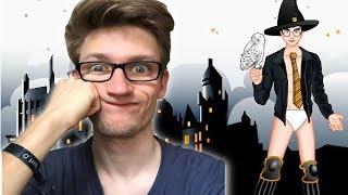 Harry Potter in Gryffindor, Ravenclaw, Hufflepuff UND Slytherin?! HP Crap Games #1