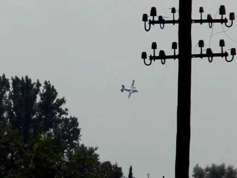Samoloty nad Chorzelowem (3)