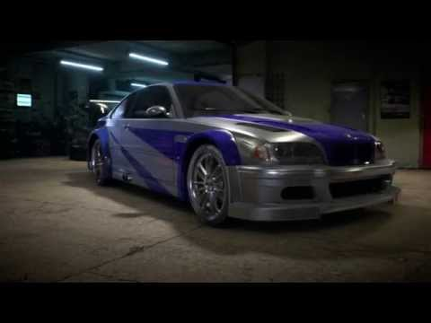 Need for Speed™ BMW E46 clip