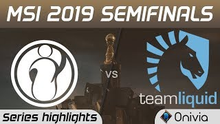 Download IG vs TL Highlights All Games MSI 2019 Semifinals Invictus Gaming vs Team Liquid by Onivia Mp3 and Videos