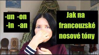 Francouzské nosové tóny - nosovky